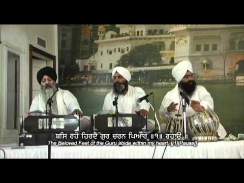 Bhai Niranjan Singh - Simar Manaa - English translations and subtitles