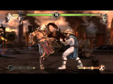 Mortal Kombat PC - Ultimate Fight