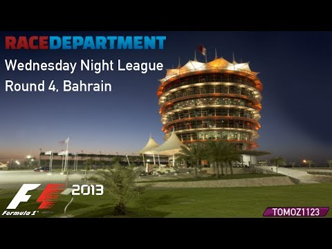 RD Weds Night League - Round 4 | Bahrain GP