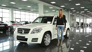 Подержанные автомобили. Вып. 165. Mercedes-Benz GLK. Авто Плюс ТВ