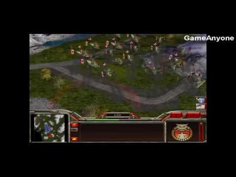 Command &amp; Conquer: Generals - Zero Hour Walkthrough Mission 4 China
