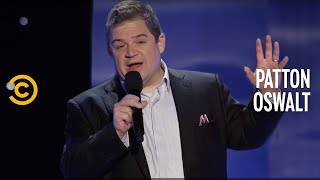 Patton Oswalt: Adorable Child Racism