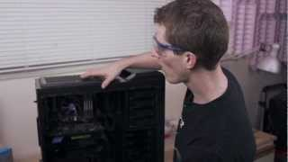 Linus Tech Quickie: Installing The Hydro Series H90 140mm