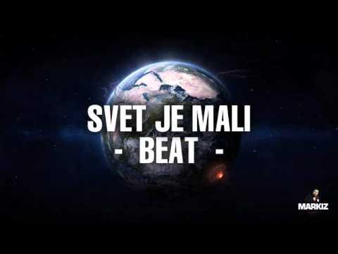 Rap beat Hip Hop Instrumental | Svet je mali