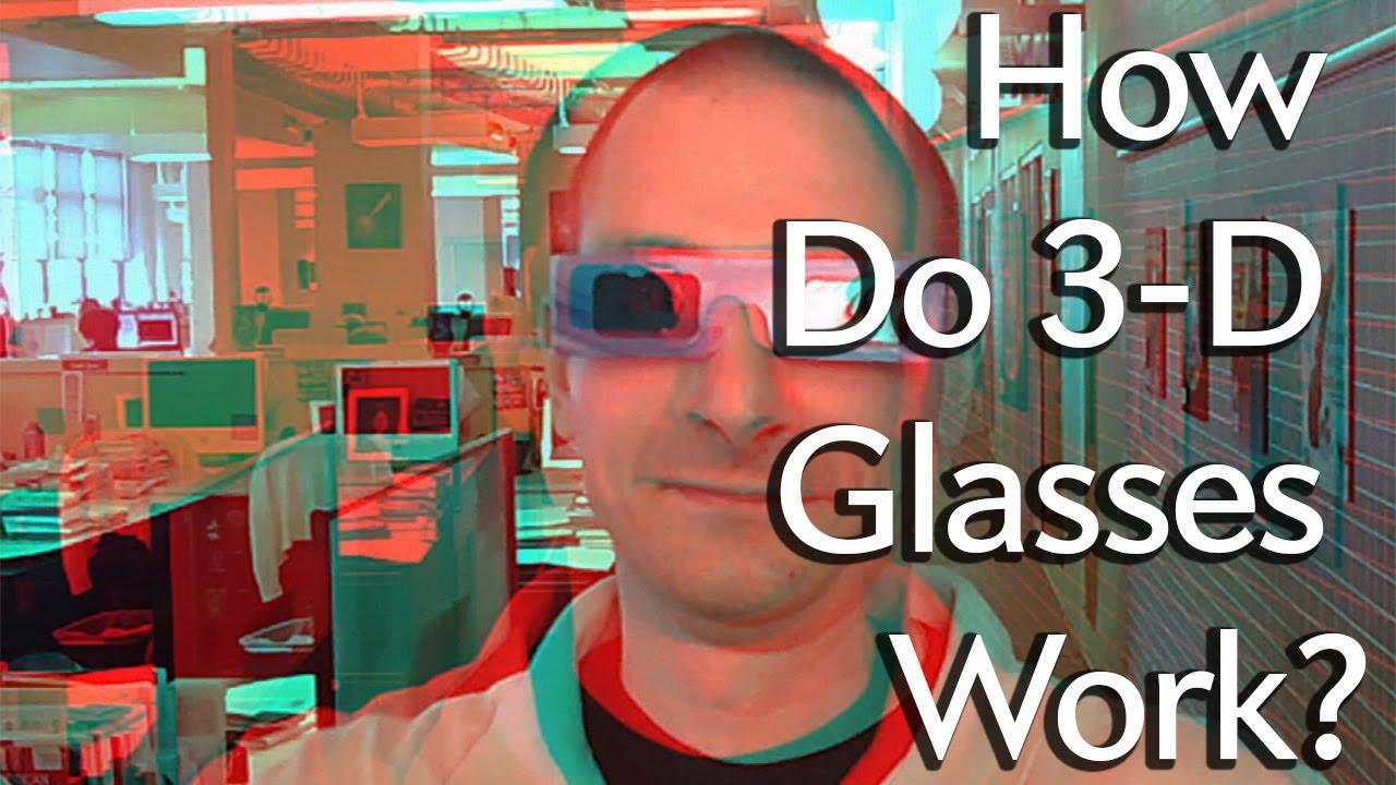 how do 3d glasses work instant egghead 22 youtube