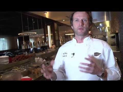 Craig Richards - Executive Chef at Ecco Restaurant - Levels of Sustainability
