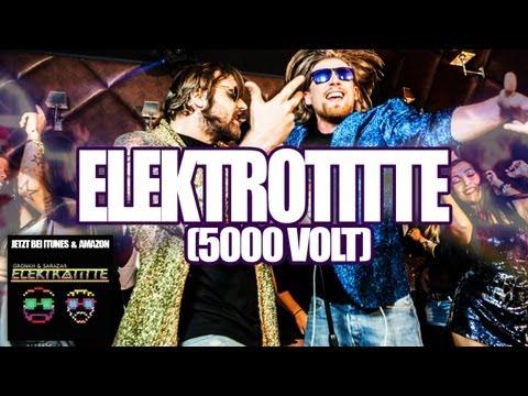 ELEKTROTITTE | Gronkh & Sarazar (Die Superhomies) - Elektrotitte (5000 Volt)