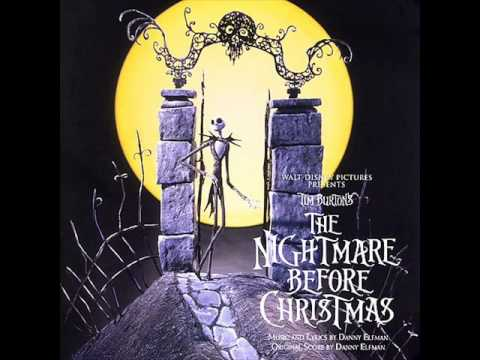The Nightmare Before Christmas Soundtrack #01 Overture - YouTube