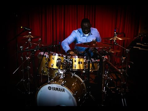 Yamaha Drums presents: Larnell Lewis of Snarky Puppy (HD)