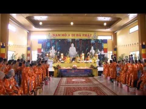 ĐẠI LỄ HỘI MỪNG THỌ CHO 450 Hội viên chùa Viên Giác- Thích Thiện Mỹ