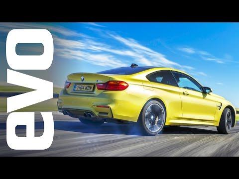 BMW M4 vs Porsche 911 Carrera   evo TRACK BATTLE