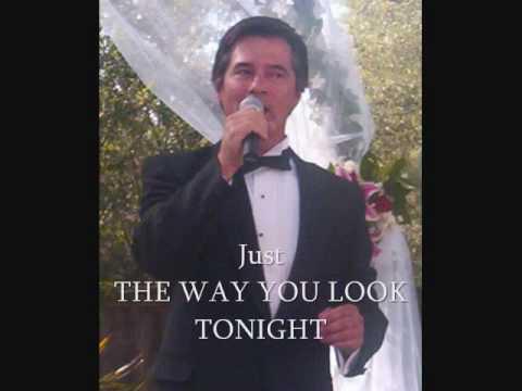 The Way You Look Tonight   Frank Sinatra tribute   Hugh ...