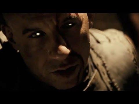 'Riddick' Teaser Trailer