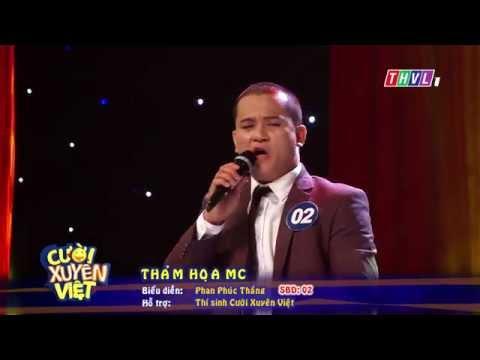 Cười Xuyên Việt|Chung kết 7|PHAN PHÚC THẮNG - tiểu phẩm