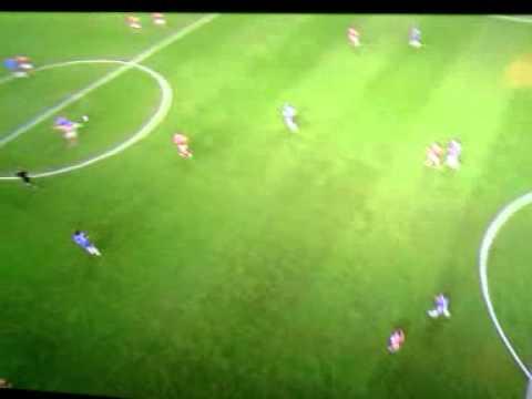 Benfica vs Chelsea 1:0 Torres!