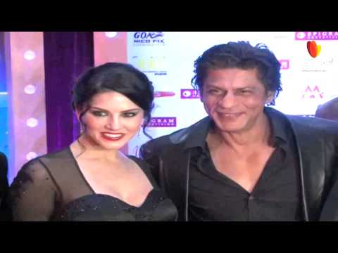I WOULD LOVE TO WORK WITH SUNNY LEONE, SAYS SRK