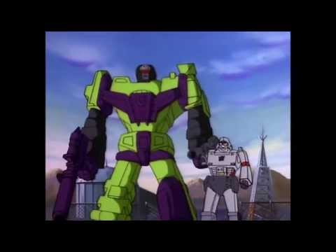 Devastator VS Bruticus VS Menasor (Audio Latino)