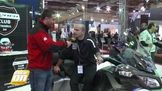 Eurasia Moto Bike Expo 2014 - DEPAR