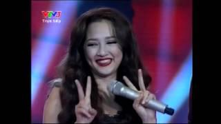 [HD]Giọng hát Việt:Bảo Anh-Và em đã biết mình yêu(Liveshow 5)