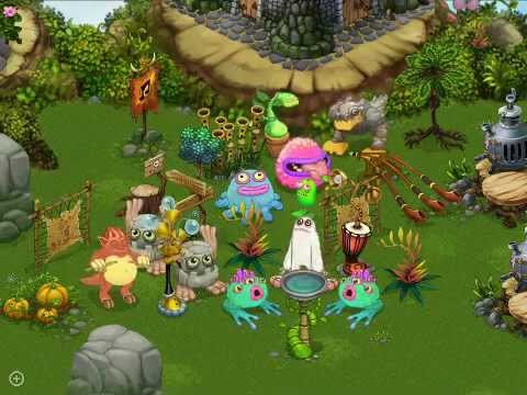 My Singing Monsters lvl12 - YouTube