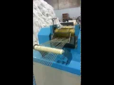Operación de Maquina Peletizadora de Plástico 150mm (Cliente Edo. de México)