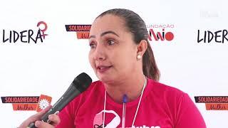 """""""Comunicação é tudo em campanha política"""", diz aluna do Lidera+"""