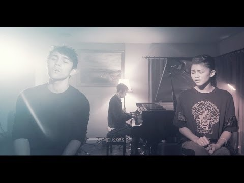 """All Of Me"" - John Legend (Max & Zendaya) ONE TAKE!"