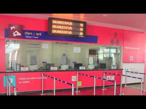Vodafone Metro Station | Gurgaon | India