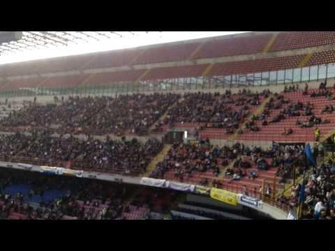INTER - Torino 1-0 Serie A TIM 09.03.2014, Hymn/Inno/Anthem C'è solo l'Inter