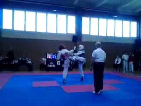 Dora Beronić vs. Marina Špehar (13:1) - Duga Resa, 07.12.2013. - Sv. Nikola