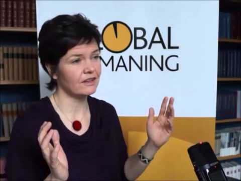 Kate Raworth on (Doughnut) Economics as a mental toolbox
