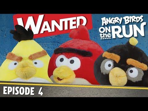 Angry Birds- Na útěku - 4 - Vejce