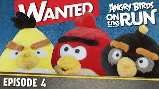 Angry Birds- Na úteku - 4 - Vajcia