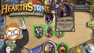 Hearthstone: The Priesthood, with Crendor