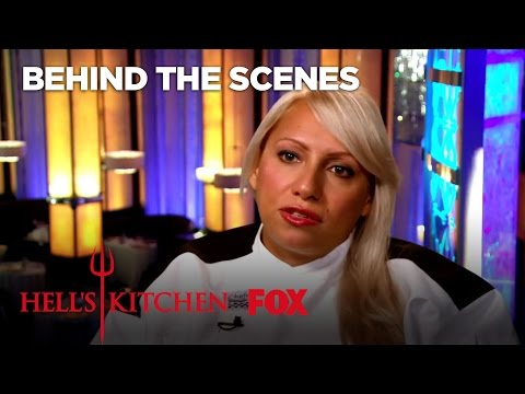 Hell's Kitchen' Season 12 premiere: Don't stick your finger in the
