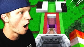 THE ULTIMATE UNSPEAKABLE MINECRAFT MAP!