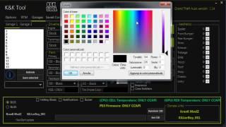 GTA V ONLINE K&K Tool DEX/CEX (2.7.3.2) BLES/No BLUS 1.17