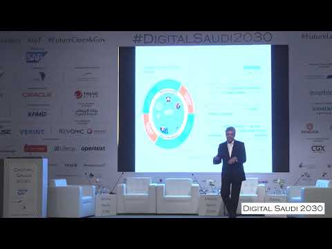 Digital Saudi 2030 – Dr Rainer M Speh Keynote Speech on The Rise of IoT in Smart Cities