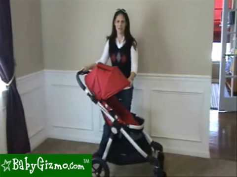 Baby Gizmo Baby Jogger City Select Stroller Review