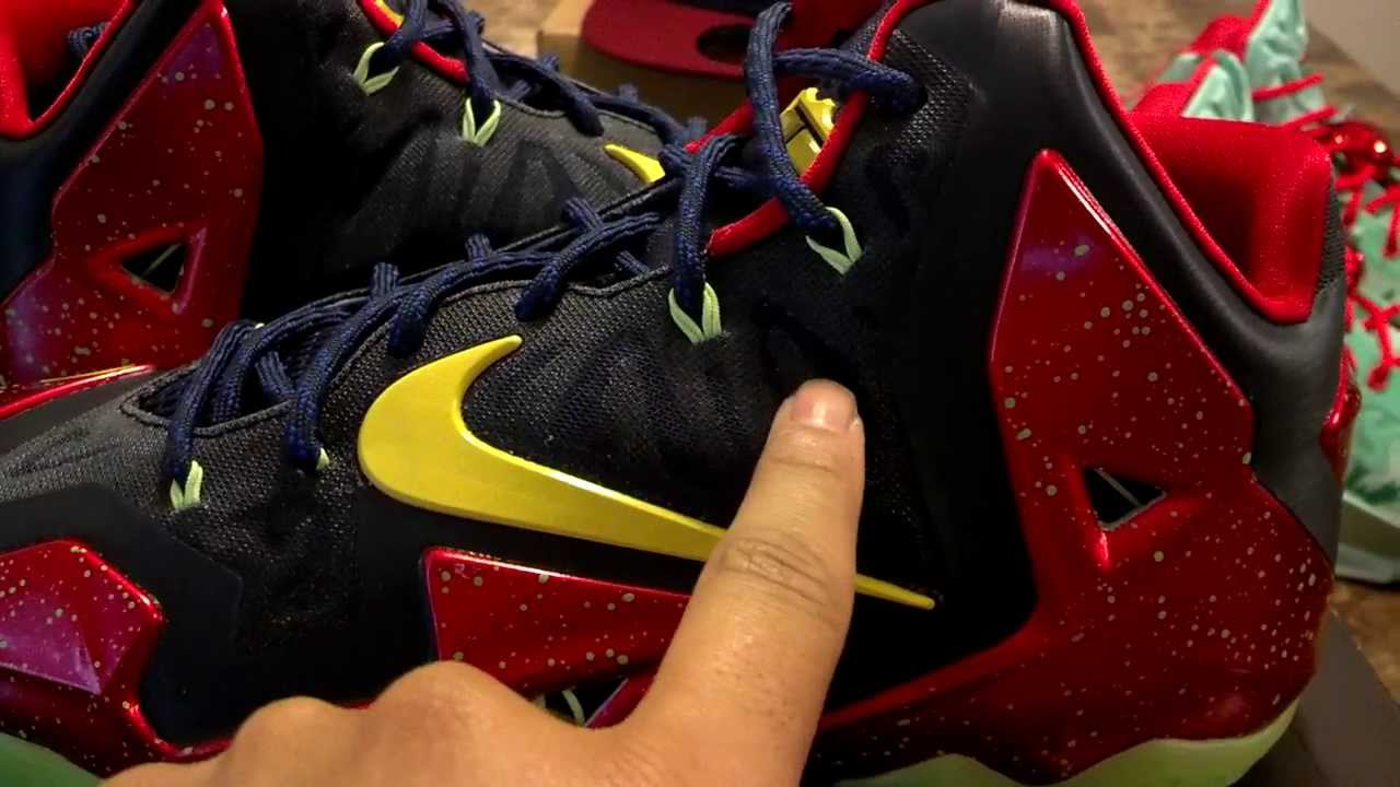 Lebron 11 Superman NIKEiD - YouTube