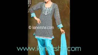 Traditional Salwar Suits, Indian Latest Punjabi