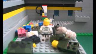 Lego City Zombie Infection Part 3