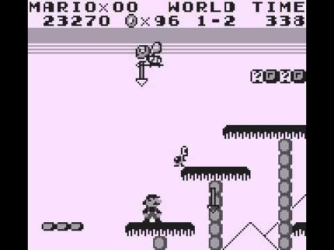 Super Mario Land - Missingno07 Plays Super Mario Land Part 2 - User video