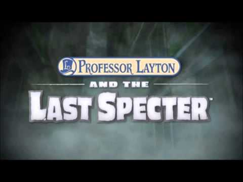 Awesome music in gaming 10! Professor Layton and the Last Specter
