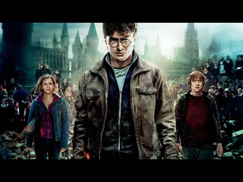 Harry Potter and the Deathly Hallows: Part 2 Full Movie Based Game 1/2