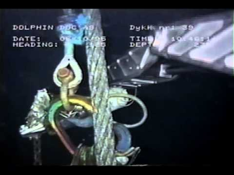 Documentary: Troll A natural gas platform- Placed in the North Sea 1995