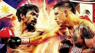 BEST OF Manny Pacquiao Vs Brandon RiosHighlights
