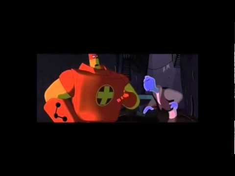 Ozzy And Drix Hector Drix in Osmosis Jones ...