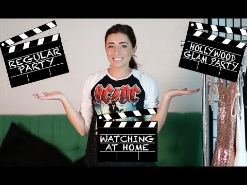 Get Ready With Me For The Academy Awards! With Lauren Elizabeth