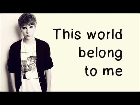 Born To Be Sombody & Fast Cars - Justin Bieber + Lyrics ( New Official 2011 Song ) PREVIEW